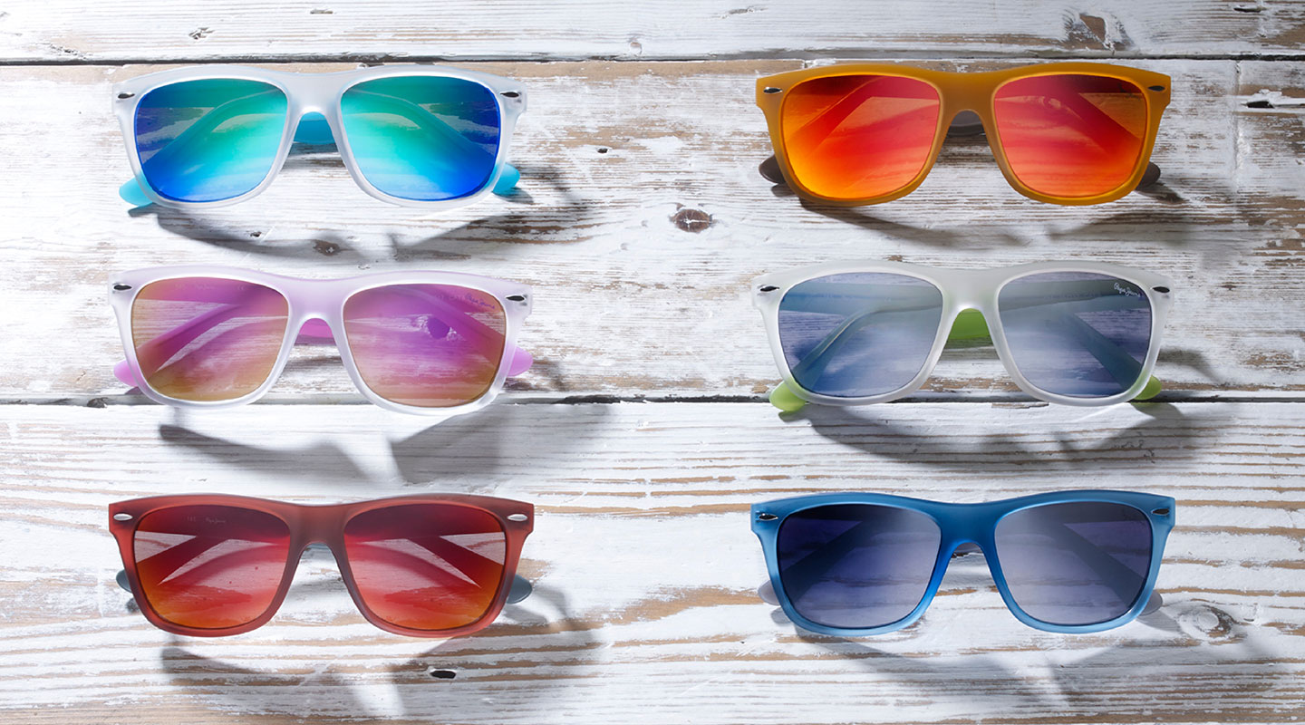 Adult sunglasses by Pepe jeans at Beckenham Optometrists
