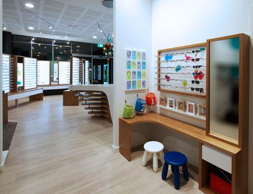 Beckenham-Optometrist-interior-shot-kids-corner